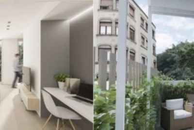 New building for sale located in the Raval, very close to the Rambla del Raval